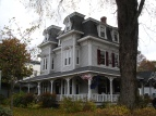 The Inn at Southwest Harbor, my B&B away from home.