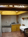 One of two kitchens in the house